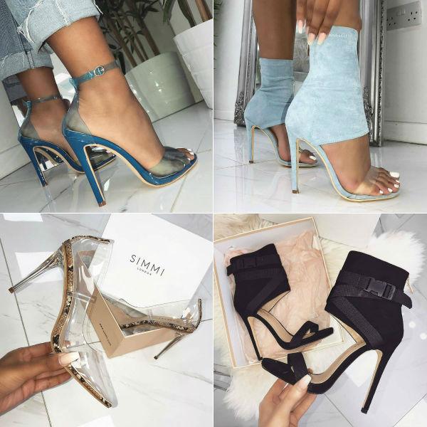 Simmi Shoes - London Fashion Boutique