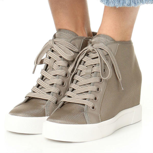 Wedge Sneaker Shoes