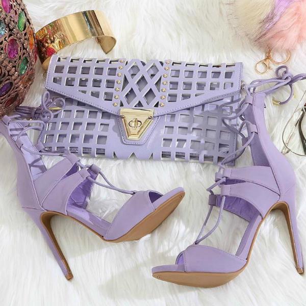 Single Sole High Heels