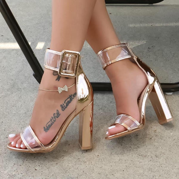 Dress Sandal Heels