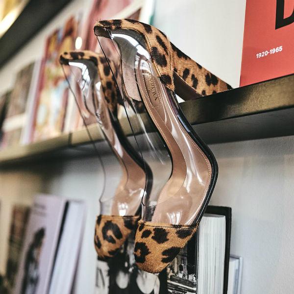Designer shoes - Aquazzura