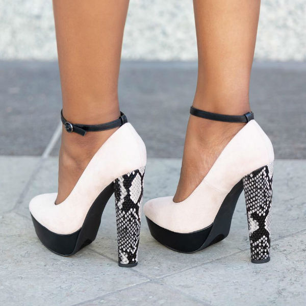 Trendy women shoes