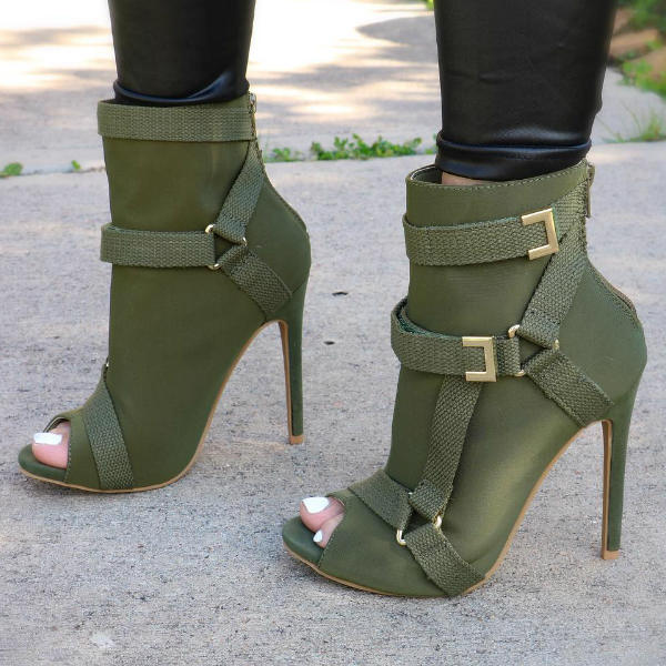 Affordable online boutique booties