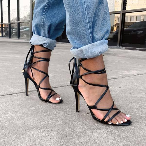 black shoe reviews
